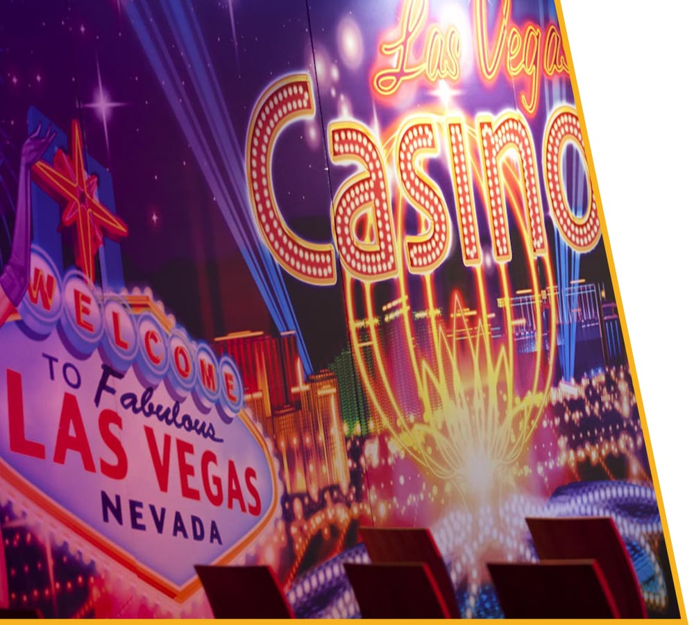 Las Vegas themed events